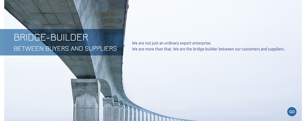 the bridge-builder between buyers and suppliers