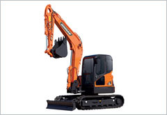 Doosan Mini Excavators