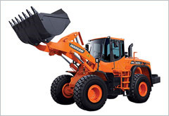 Doosan Wheel Loaders