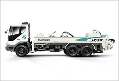 Everdigm Truck-mounted line pumps