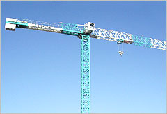 Everdigm Tower Crane - Flat top type