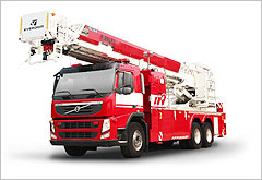 Everdigm Fire Trucks - Aerial Ladders