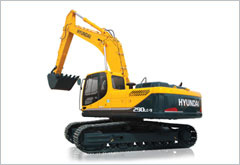 Hyundai medium excavator